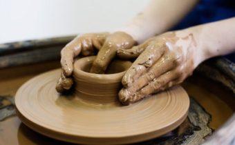 Работа с глиной в сопоставлении с розен-методом